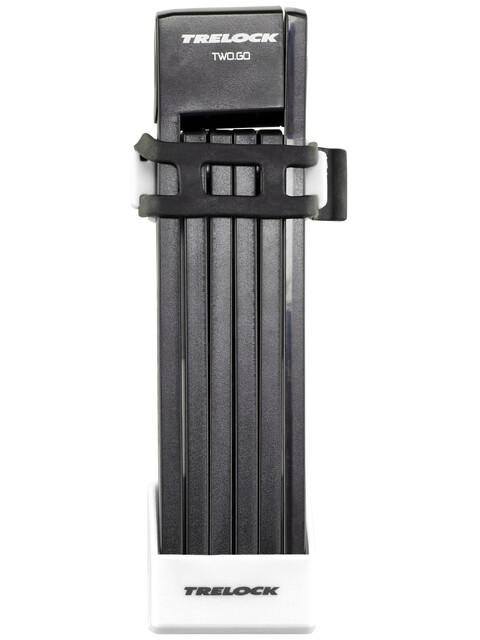 Trelock FS 200 TWO.GO L Zapięcie rowerowe 100 cm biały